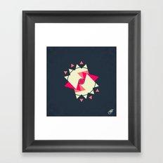 Satellite 1 Framed Art Print