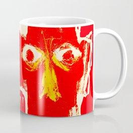 four heads and eight eyes Coffee Mug