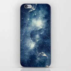 Galaxy Next Door iPhone & iPod Skin