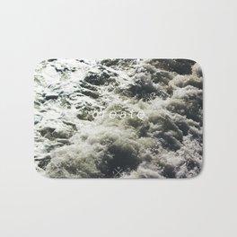 create. Bath Mat
