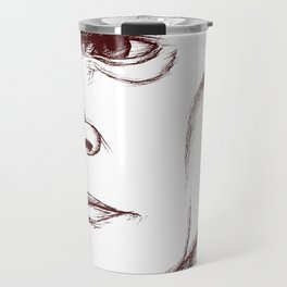 I'm A LIAR! Travel Mug