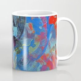 Abstract Feelings of Hope and Despair Coffee Mug