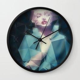 Norma J. Wall Clock
