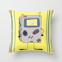 wiz khalifa Throw Pillows featuring Play Wiz Me , in color. by ingicoPhotoDesign