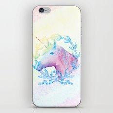 Unicorn IV iPhone & iPod Skin
