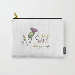 thistle be good Carry-All Pouch