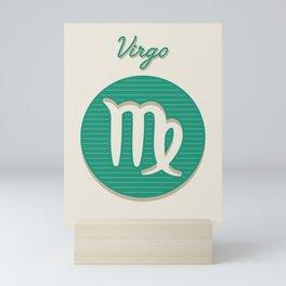 Virgo Mini Art Print