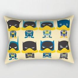 BATDUCK EVOLUTION Rectangular Pillow