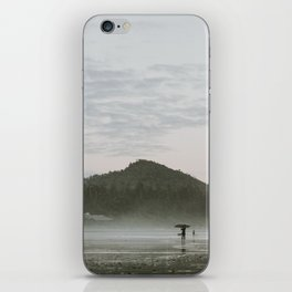 Dusk in Tofino iPhone Skin