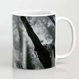 The Dark Forest (Black and White) Coffee Mug