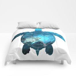 Sea Turtle - Under The Sea Comforters
