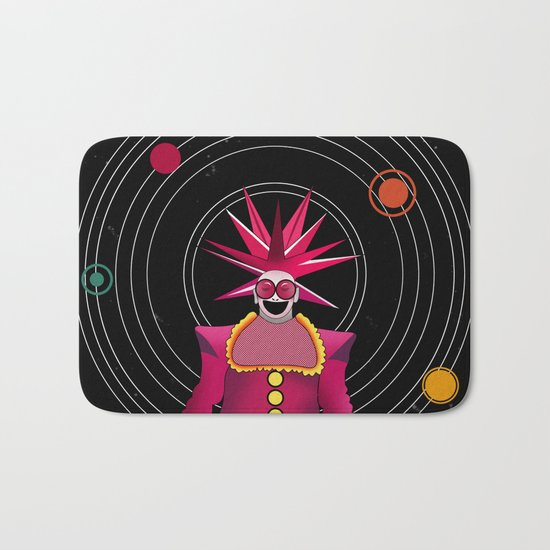 space vector Bath Mat