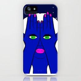 I've Got My Eyes On You iPhone Case