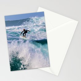 Wave Series Photograph No. 16. - Surf's Up! Stationery Cards