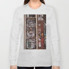 East Village Door Long Sleeve T-shirt