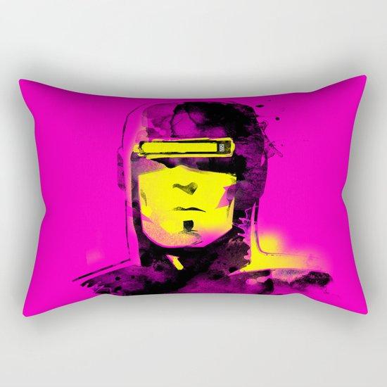 VHS-MAN Rectangular Pillow