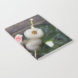 Lychee Notebook