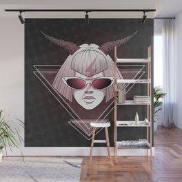 High Voltage Queen Wall Mural