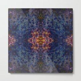 Cosmos geometry II Metal Print