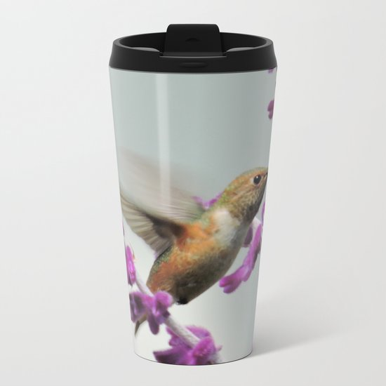 Slipping in for Another Sip Metal Travel Mug