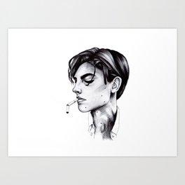 SPOUSE Art Print