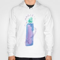 queer Hoodies featuring Queer Magic by StarkissCreations