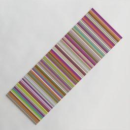 Stripes & stripes Yoga Mat