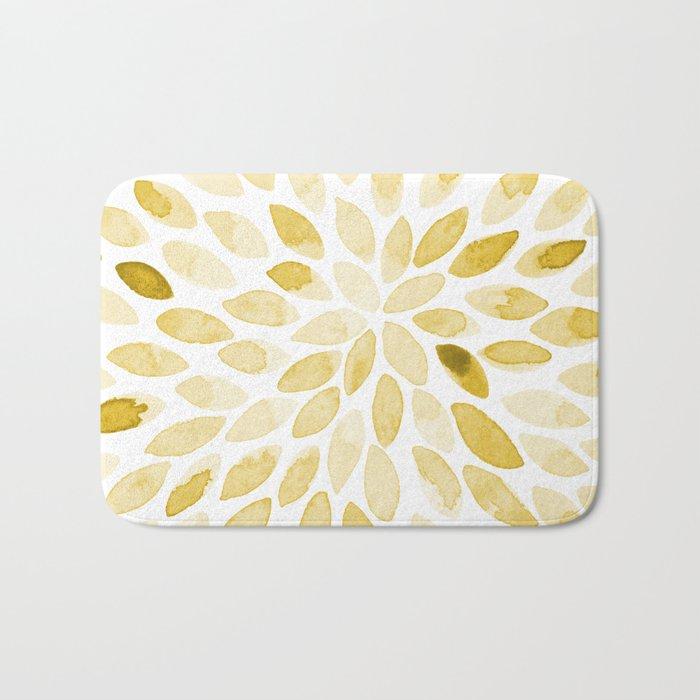 mat pattern bath lindella product grey by mats yellow