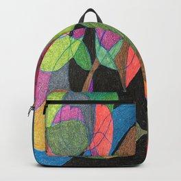 Intertwining Circles Backpack