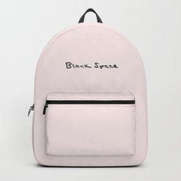 Blank Space Backpack