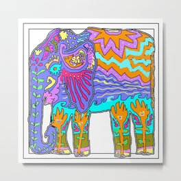 Great Mother's Dream Metal Print