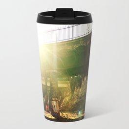 La vie est un conte de fée et j'aime y vivre // Life is a fairytale and I like living here Travel Mug