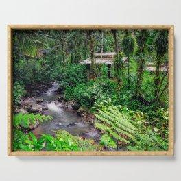 Rainforest Serving Tray