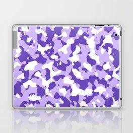Camouflage Purple Laptop & iPad Skin