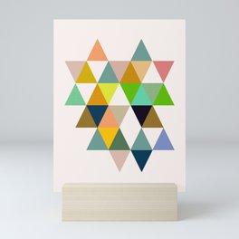 Abstract #742 Mini Art Print