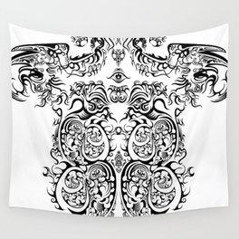 Rosetta Wall Tapestry