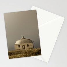 Cabo Espichel at sunset Stationery Cards