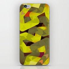 Rattlesnakes iPhone & iPod Skin
