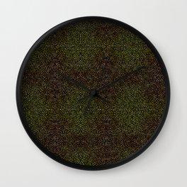 Pattern 4998 Wall Clock