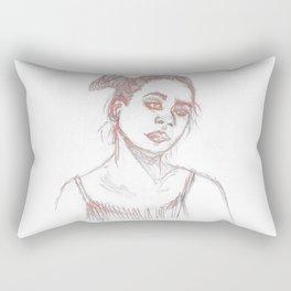 Smear Rectangular Pillow