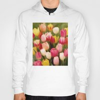 tulips Hoodies featuring *Tulips* by Mr and Mrs Quirynen