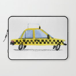 Taxis! Laptop Sleeve