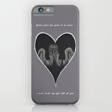 Can't Take My Eyes Off Of You iPhone 6 Slim Case