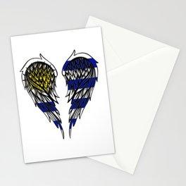 Uruguay wings art Stationery Cards