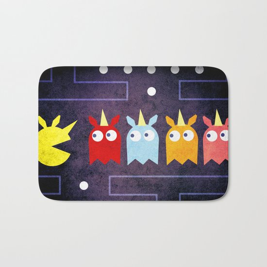 Pac Unicorn Bath Mat