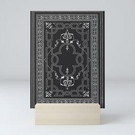 Antique Book Cover Mini Art Print