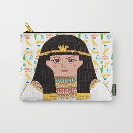 Queen Cleopatra Carry-All Pouch