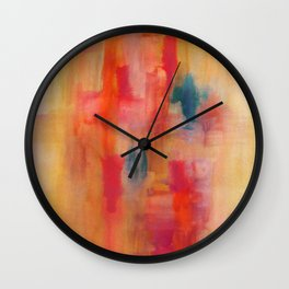 Improvisation 13 Wall Clock