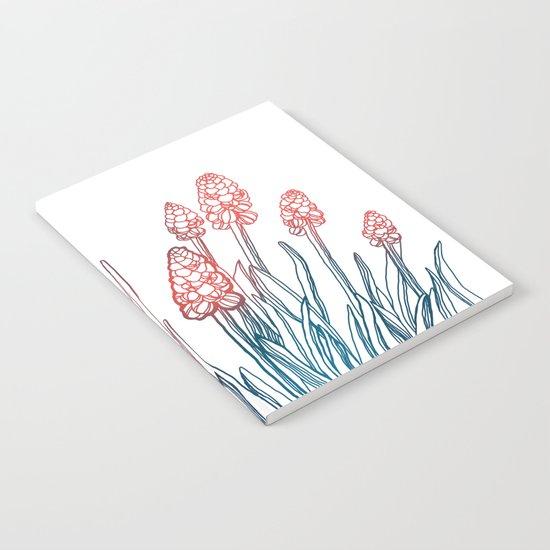 Hyacinths Notebook