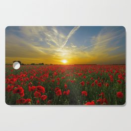 Beautiful Sunset Cutting Board